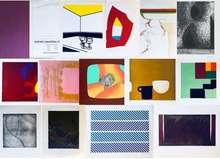 马克·罗斯科 - 版画 - The Rothko Memorial Portfolio