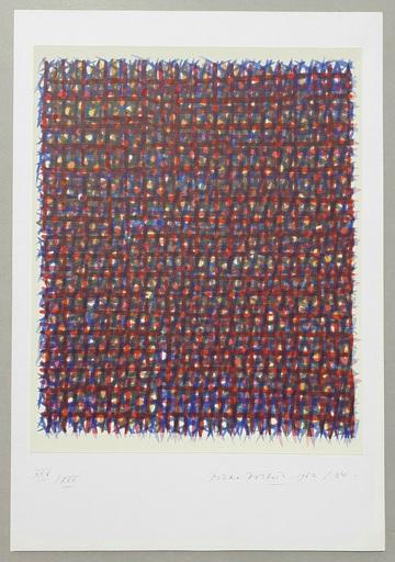 Piero DORAZIO - Druckgrafik-Multiple - 10 opere grafiche dal 1946 al 1963 (Cartella completa)