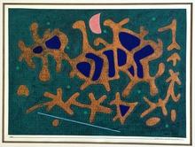 Otto NEBEL - Painting - Lob der Zuversicht