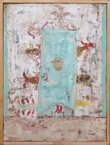 Gustavo FOPPIANI - Peinture - Senza titolo