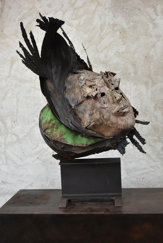 Julien ALLÈGRE - Sculpture-Volume - Matta