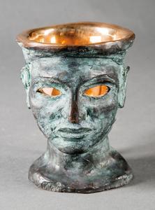 Guillermo PÉREZ VILLALTA - Sculpture-Volume - Lacrimario