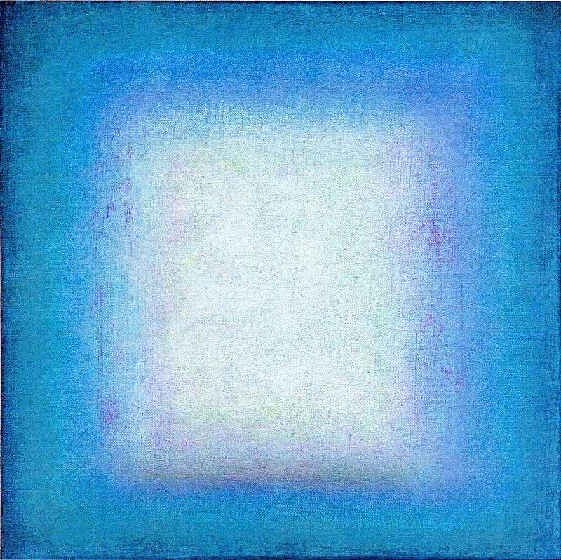 Raffaele CIOFFI - Gemälde - Alone Celeste