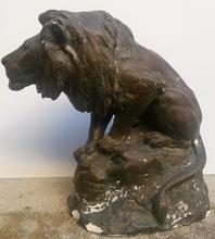 Georges GARDET - Escultura - Le Lion