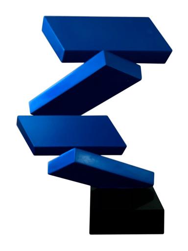 Rafael BARRIOS - Sculpture-Volume - Atracción Levitante