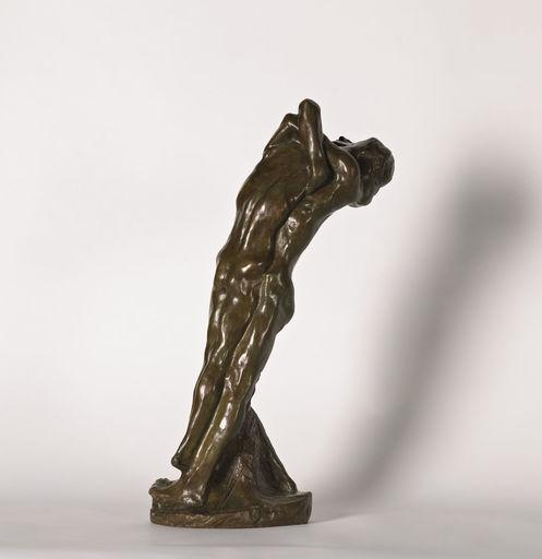 Georges MINNE - Skulptur Volumen - Le fils prodigue