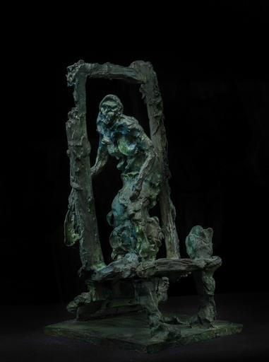 Sasha SVIYAZOV - 雕塑 - Doorstep seni