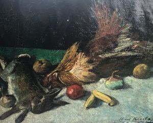 Henri KERELS - Gemälde - stilleven