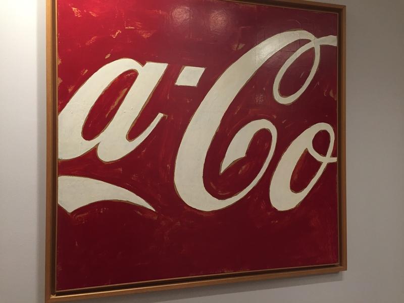Mario SCHIFANO - Peinture - Coca Cola