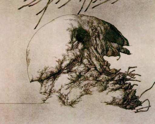 José HERNÁNDEZ - 版画 - Larva VI