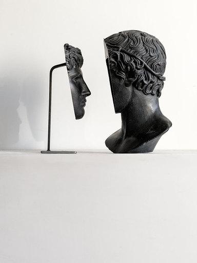 Luca IZZO - Sculpture-Volume - Introspection
