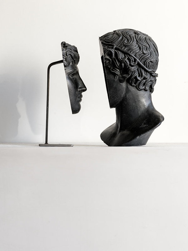 Luca IZZO - Sculpture-Volume - Introspection