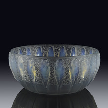René LALIQUE (1860-1945) - Perruches Bowl