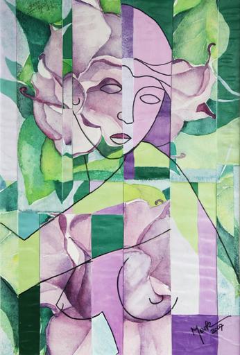 Brigitte THONHAUSER-MERK - Peinture - Lilofee