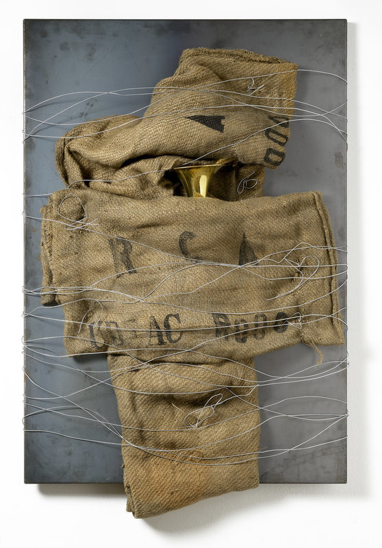 Jannis KOUNELLIS - Sculpture-Volume - Composizione