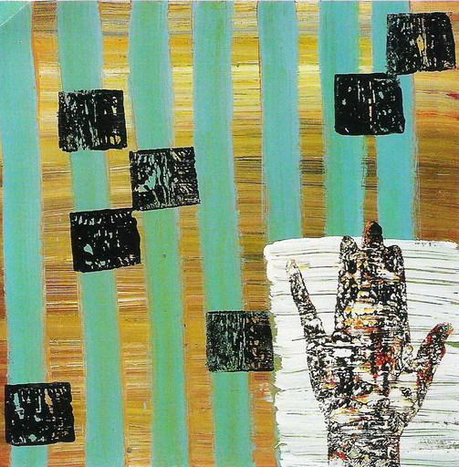 Menchu LAMAS - Gemälde - MANO