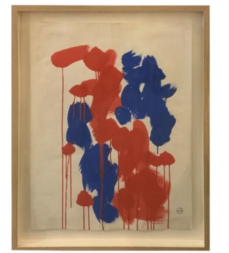 Albert CHUBAC - Disegno Acquarello - 223Z