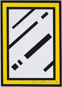 Roy LICHTENSTEIN, Mirror