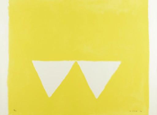 William SCOTT - Grabado - Second Triangles