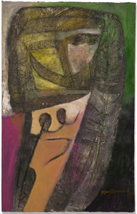 Raul ENMANUEL - Pintura - La Faraonica