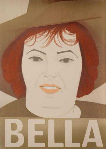 Alex KATZ - Print-Multiple - Bella