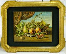 Giorgio DE CHIRICO - Peinture - Natura morta con drappo