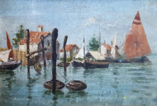 Alberto FALCHETTI - Pintura