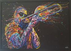 Arnaud FLORENTIN - Pintura - Trombonist