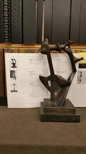 Angel FERRANT VAZQUEZ - Sculpture-Volume - MONUMENTO A FERNANDO CASABLANCAS