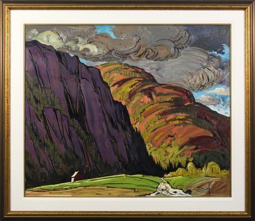 Bruno COTÉ - Painting - Grandes Bergeronnes