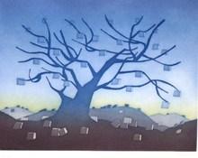 Jean-Michel FOLON - Print-Multiple - Money Tree