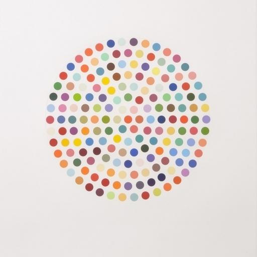 Damien HIRST - Print-Multiple - Cephalotin