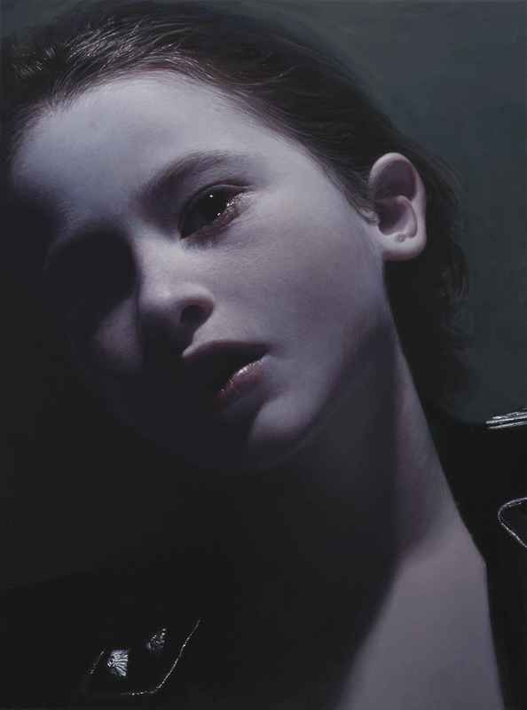 Gottfried HELNWEIN - Painting - The Murmur of the Innocents 60