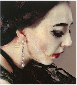 Lita CABELLUT - Pintura - Maria Callas
