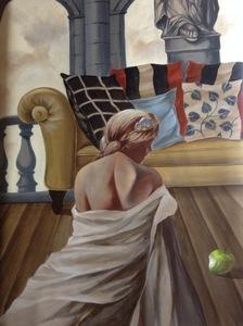 Patrick BRETAGNE - Painting - PROMOTION CANAPE