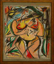 Willem DE KOONING (1904-1997) - Woman
