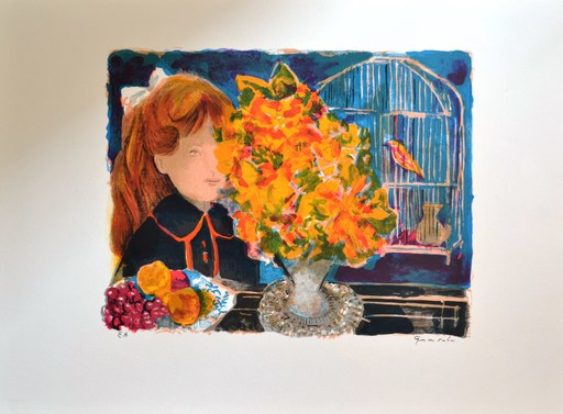 Emilio GRAU-SALA - Print-Multiple - Still Life
