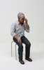 Sean HENRY - Sculpture-Volume - Untitled (man on a stool)