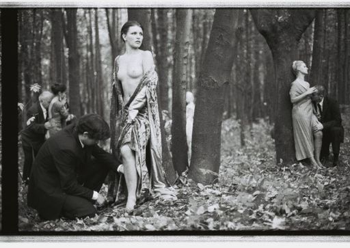 Lech MAJEWSKI - Photography - Deda from the Forest Cycle