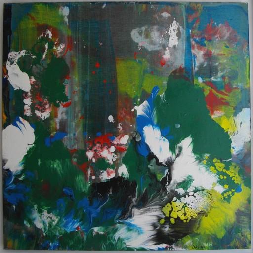 Monique ORSINI - Pintura - Dans la lumière de Giverny