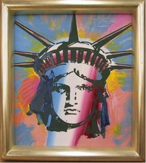 Peter MAX - Painting