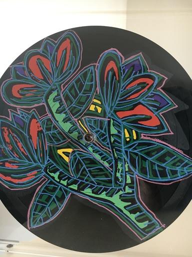 Robert COMBAS - Sculpture-Volume - FLOWER