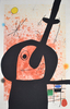 Joan MIRO - Stampa Multiplo - The Great Thinker | Le penseur puissant