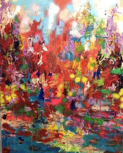 Nicole LEIDENFROST - Gemälde - A day in summer