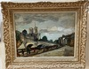 Arbit BLATAS - Painting - Paris, view of the Notre-Dame  cathedral