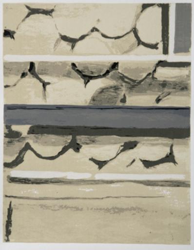 吕克•图伊曼斯 - 版画 - Firewood