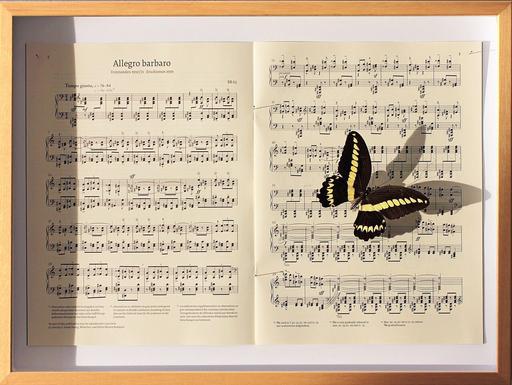 Claudio PARMIGGIANI - Sculpture-Volume - Vivaldi