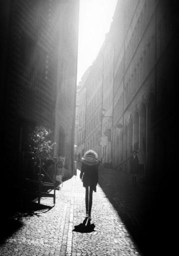 "Dmitry SAVCHENKO - Fotografia - "" Contre-jour. Genève """