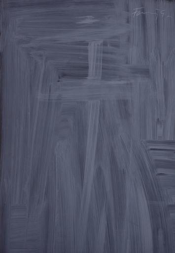 Günther FÖRG - Painting - Untitled