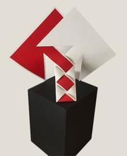 Omar RAYO - Sculpture-Volume - Tizón, Fósil de Fuego